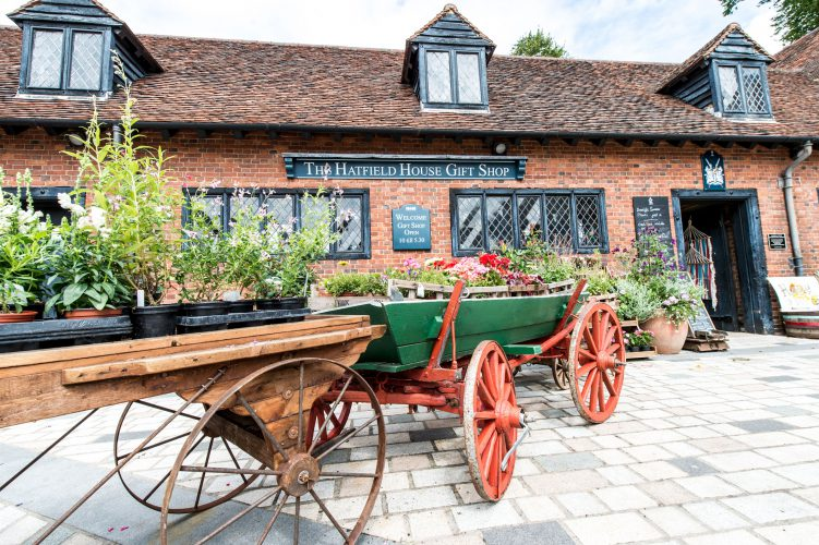 Stable Yard at Hatfield House | Striking Places Photography