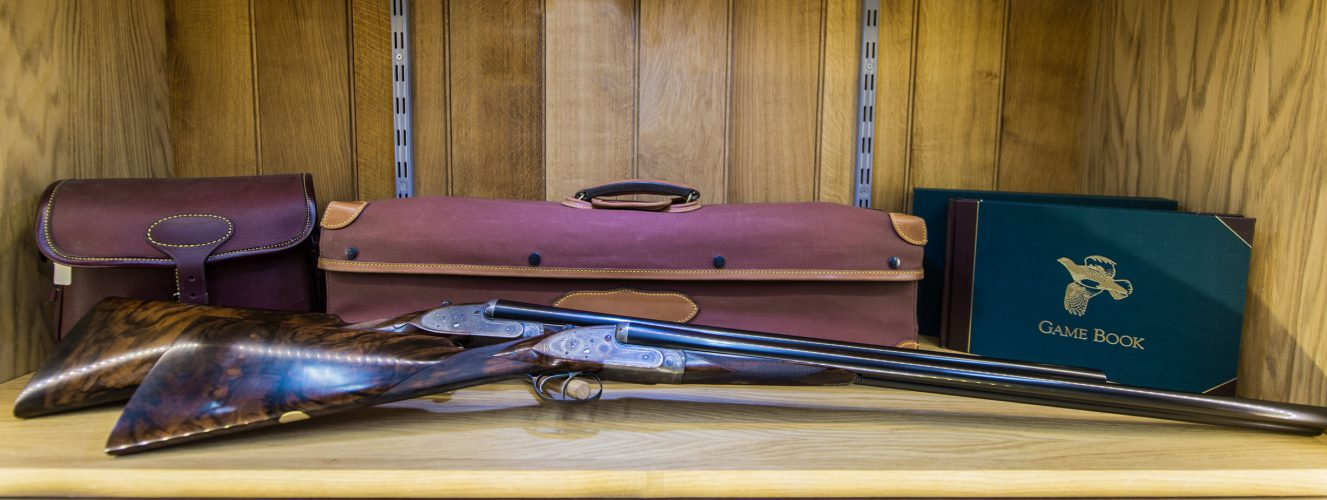 Carl Russell Co Gunmakers | Stable Yard at Hatfield House | Striking Places Photography