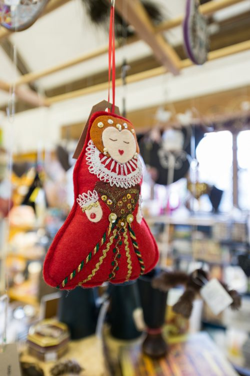 Hatfield House Gift Shop | Stable Yard at Hatfield House | Striking Places Photography