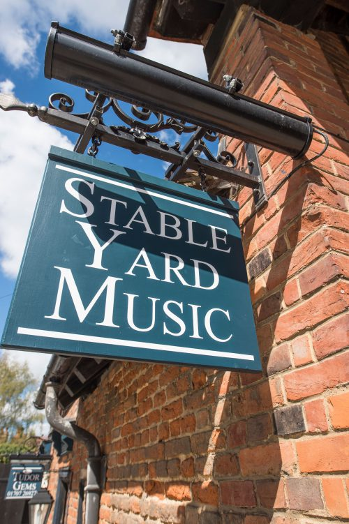 Stable Yard Music | Stable Yard at Hatfield House | Striking Places Photography