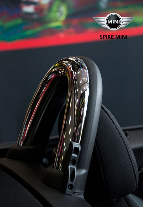 Spire Automotive Commercial Photography | Striking Places