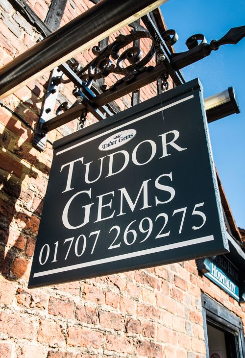 Tudor Gems | Stable Yard at Hatfield House | Striking Places Photography