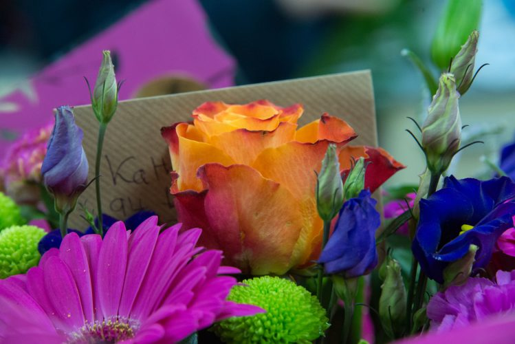 Perfect Moment Florist Photography | Striking Places