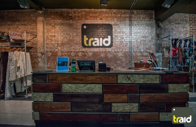 TRAID Commercial Photography | Striking Places