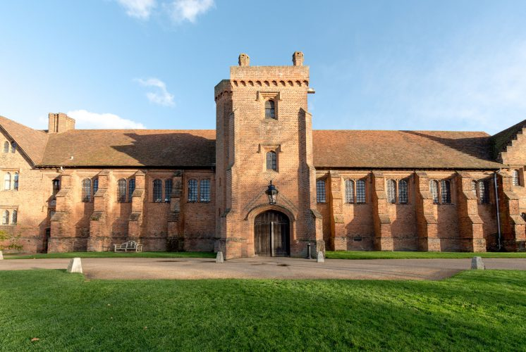 The Old Palace | Stable Yard at Hatfield House | Striking Places Photography