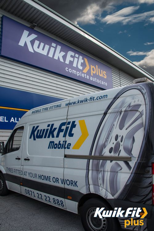 Kwik Fit Commercial Photography | Striking Places