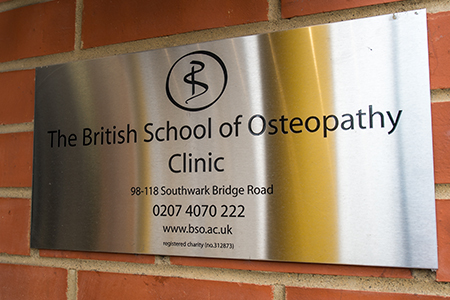 British School of Osteopathy Virtual Tour | Striking Places Photography