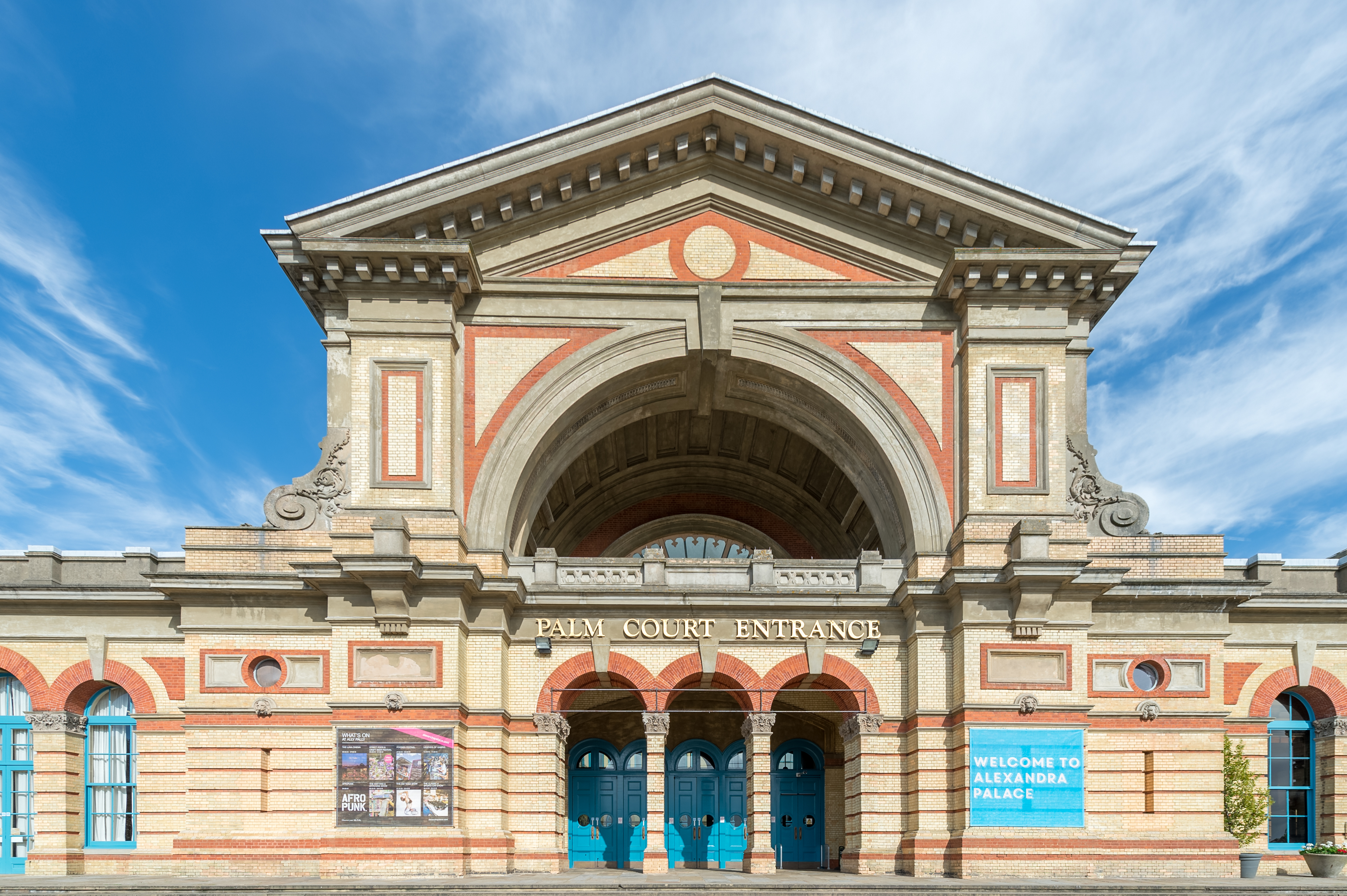 Alexandra Palace Virtual Tour