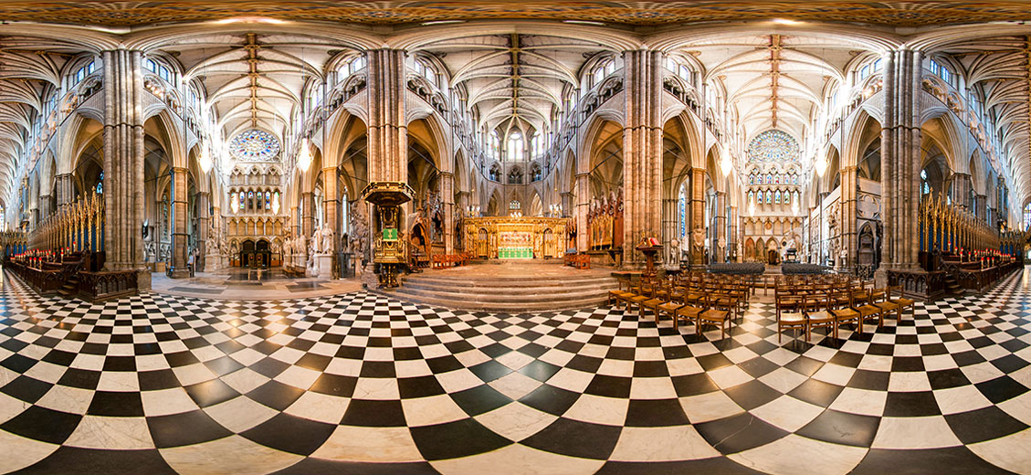 Westminster Abbey Virtual Tour | Striking Places