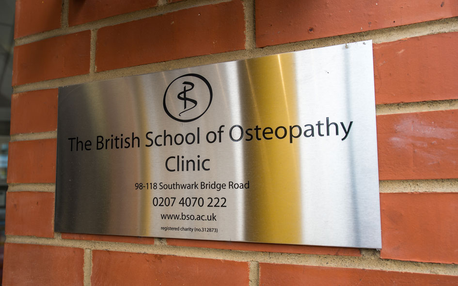 Sreet View Inside The British School of Osteopthy | London | Striking Places