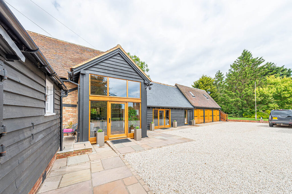 smart barn conversion