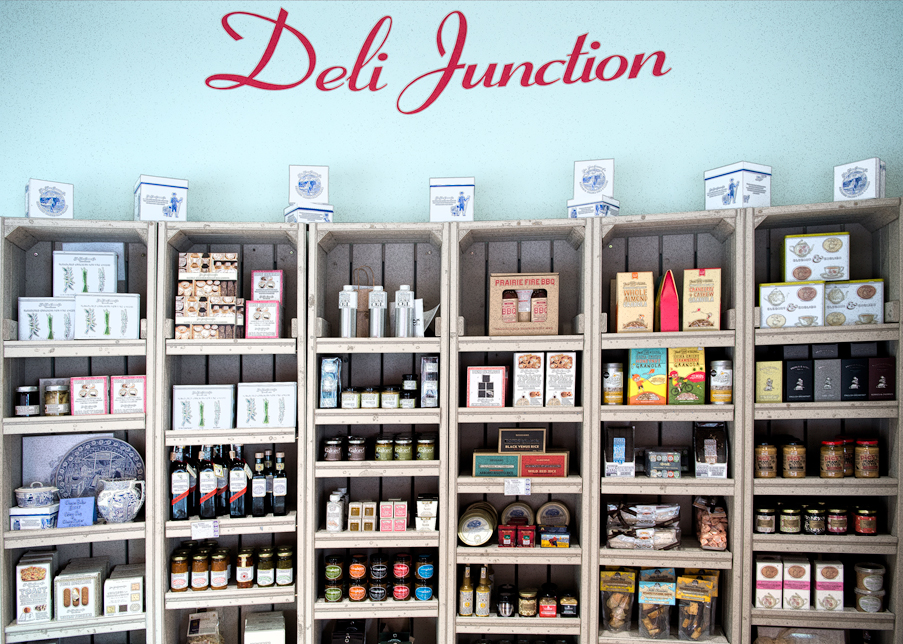 Deli Junction | Striking Places Photography