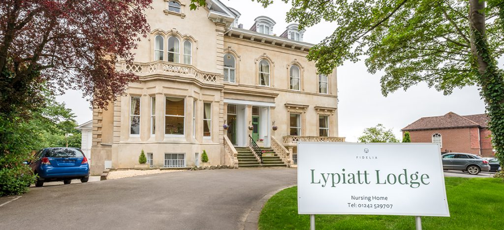Fidelia Care| Lypiatt Lodge Virtual Tour | Striking Places Photography