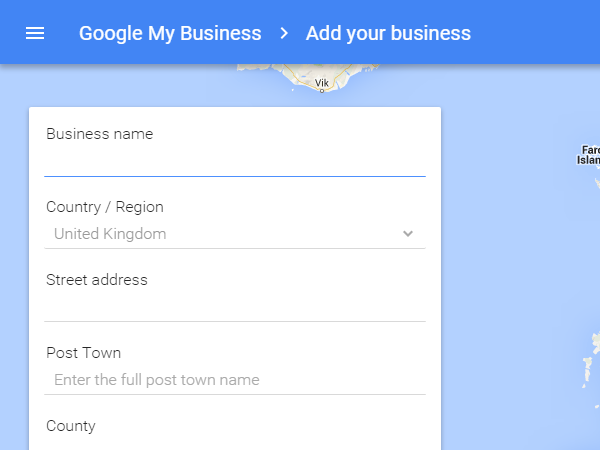 Google My Business | Add your Business | Striking Places Photography