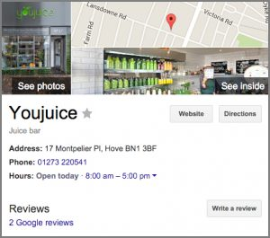 YouJuice | Striking Places