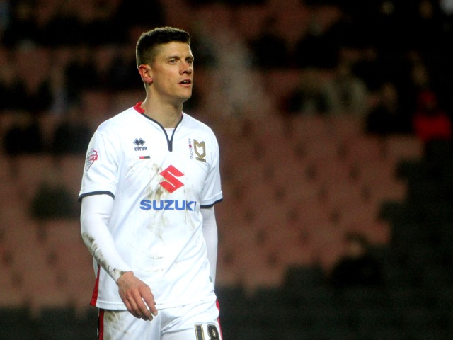 MK Dons Striker Alex Revell | Striking Places