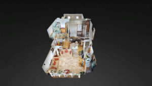 Matterport Windy Nook Dollhouse View Static Image